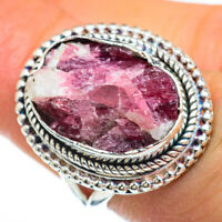 Pink Tourmaline 925 Sterling Silver Ring Size 6 Ana Co Jewelry R45345F