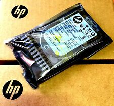 "HP 600GB 10K 581286-B21 SAS 6G 2.5"" HARD DRIVE 581311-001 PROLIANT SERVER"