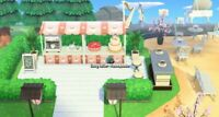 Outdoor Music Coffee Shop(36 items) Beach Concert - Animal Crossing New Horizons