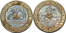20 FRANCS MONT SAINT MICHEL 1996 F.403