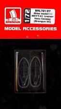 Brengun Models 1/72 OHKA MXY-7 MODEL 11 VACUFORM CANOPY