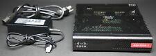Cisco Asa5506-Sec-Bun-K9 Security Plus, 50 AnyConnect (No Clock) Free Ship!