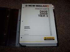 NH New Holland D85B D95B Tier 3 III Crawler Dozer Shop Service Repair Manual
