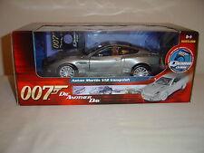 James Bond Aston Martin ERTL Diecast Vehicles