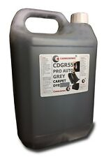 Carpet dye -  Grey Interior renovation , car trim 5 Litre free delivery.