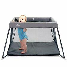 Baby Playpen Pack N Play Yard Travel Mattress Lightweight Travel Bed Gift New