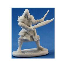 RPG Miniatures Reaper Minis Dark Heaven Bones: Drago Voss, Male Assassin