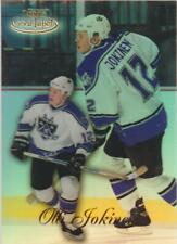 1998-99 Topps Gold Label Class 1 #43 Olli Jokinen rookie card, Florida Panthers