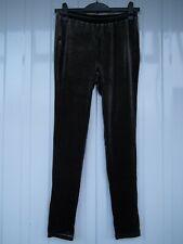 MarlaWynne WynneLayers Velvet Leggings Brown Size XL