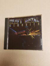 Heavy Metal Memories by Various Artists (CD, Jul-1990, Rhino (Label)