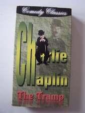 Charlie Chaplin The Tramp Comedy Classics VHS Video Tape
