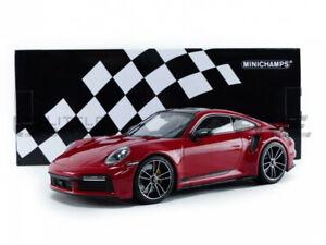 MINICHAMPS 1/18 - PORSCHE 911 (992) TURBO S - 2020 - 155069070