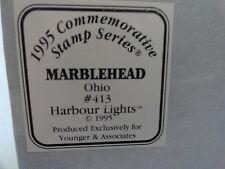 Harbour Lights-Commemorative Stamp Series-Marlblehead,Ohio #413