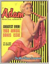 Vintage Adam Magazines - 29 Issues - Pdf Files on Cd