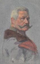 Generalfeldmarschall von Hindenburg Künstler-AK Bauer Adel Monarchie 1804215