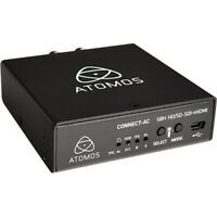 Atomos Connect-AC S2H HD-SDI to HDMI Converter with AC Cable