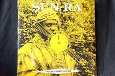 "Sun Ra The Early Singles 1955 - 1962 Ltd 500 Double 12"" vinyl LP New + Sealed"