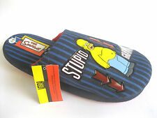 The Simpsons Men's Textile Slippers