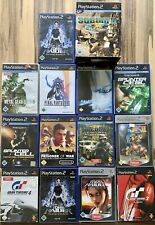 14 Spiele - Konvolut Sammlung - Sony PlayStation 2 - PS2 - OVP