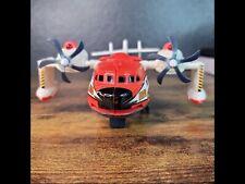 Vintage 2007 Matchbox Sky Busters Strike Squad Blaze Tamer Airplane Sounds