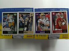 2020 Score Football (221-440) Base & RC COMPLETE YOUR SET - YOU PICK
