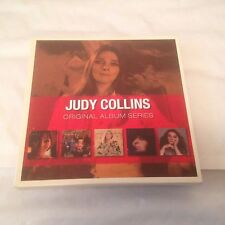 Judy Collins - Original Album Series - CD X 5 (2009) Folk Rock
