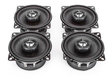 (2) NEW SKAR AUDIO RPX4 SPORT 4-INCH 2-WAY COAXIAL SPEAKERS 2 PAIRS