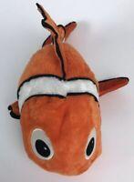 "Disney Store Finding Nemo Plush 19"" Original Authentic Nemo Stuffed Animal Toy"