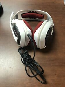 Astro A40 TR Headset with MixAmp Pro TR for Xbox PC and MAC - White