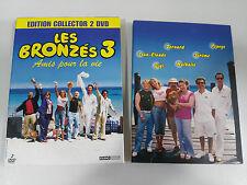 LES BRONZES 3 AMIS POUR LA VIE COFFRET 2 DVD FRANCAIS EDITION ESPECIAL