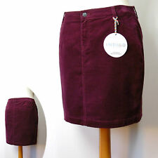 Marks and Spencer Women's Casual Short/Mini Corduroy Skirts