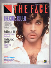 The Face Magazine - September, 1984 ~~ Prince