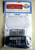 Schrittmotor-Treiber 6-Pin / Modul Kemo-Electronic