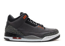 2013 Nike Air Jordan 3 III Retro Fear Size 11.5 626967-040 bred cement true blue