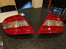 TWO 2008-2011 Genuine Mercedes-Benz W204 C-Class OEM tail lights set of 2