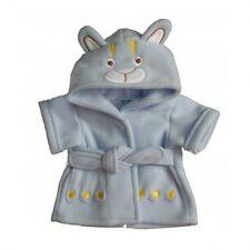 "Blue Bear Cozy Accappatoio-Teddy Bear vestiti adatti 15"" Build A Bear Peluche TED"