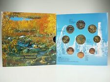 *** EURO KMS FINNLAND 2003 BU Kursmünzensatz Rahasarja Suomi Coin Set Münzen ***