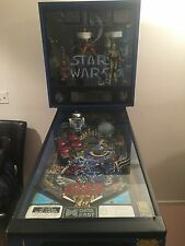 1990 vintage Star Wars pinball machine