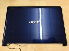 Acer Aspire One 531H ZG8 LCD Lid Back Cover Panel Plastic BLUE EAZG8004020