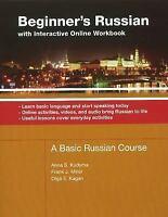 Beginners Russian by Olga Kagan, Frank Miller and Anna Kudyma (2010, Paperback)