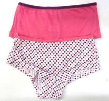 Ropa interior de niña de 2 a 16 años de color principal rosa