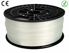 FILAMENT - FIL  imprimante 3D ABS 1.75mm TRANSPARENT 1Kg  CE-ROHS  FAB175TRA