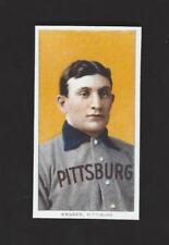 Honus Wagner  - Rookie Card Design Fridge Magnet - 1911 T206