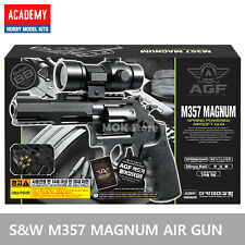 ACADEMY S&W M357 Airsoft Pistol BB Gun 6mm Smith&Wesson / Revolver Hop Up System