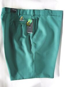 NEW! City Club Men's Emerald Green Shorts. Only $63 with Free Postage!