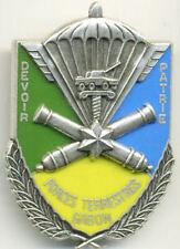 PARACHUTISTE ETRANGER / FORCES TERRESTRES GABON - DELSART