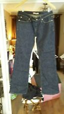 "!! LEVIS 572 Boot Cut Women Blue Jeans Size 31/32"" Superb"