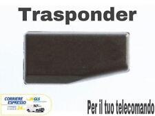 Transponder ID63 / 4D63 80bit (sostituisce il 40 bit) precodificato Ford / Mazda