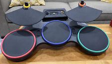 Xbox 360 Guitar Hero World Tour Wireless Drum Set Controller RedOctane 95519.805