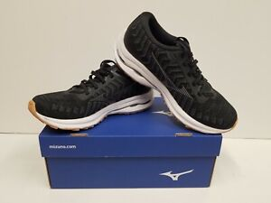 MIZUNO WAVE RIDER 24 WAVEKNIT Women's Running Shoes Size 7  USED